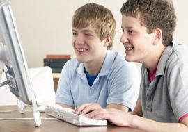 Работа для школьников в интернете