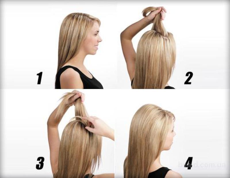 Как сделать укладку на тонкие волосы с