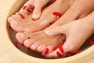 как убрать сухой мозоль +на пальце ноги