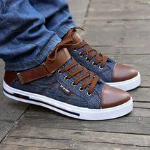 с какой обувью носить джинсы мужчинам