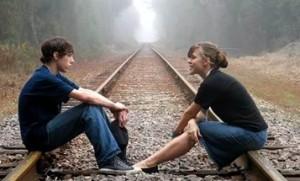как общаться +с бывшим любимым человеком