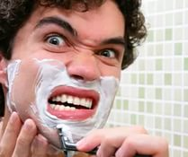 как правильно бриться мужчине станком