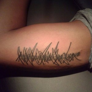 какие татуировки нельзя набивать