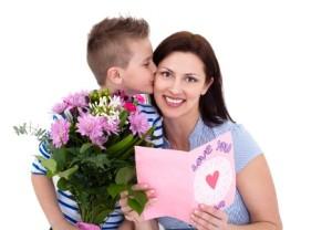 какой подарок подарить маме +на день рождения