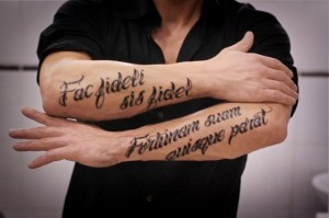 какие татуировки можно сделать +на руке