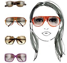как правильно носить очки +от солнца