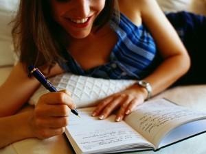 что писать +в личном дневнике +для девочек