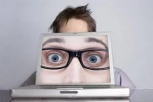 устают глаза +от компьютера +что делать