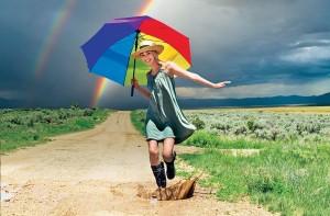 как стать позитивной и жизнерадостной