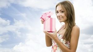 подарок бывшей девушке на день рождения