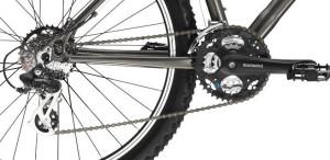 как переключать скорости +на горном велосипеде