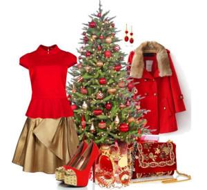 как нужно одеться +на новый год
