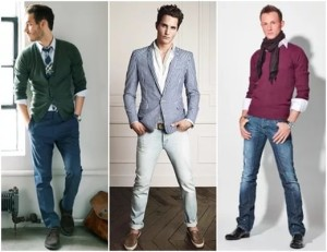 как одеваться худым парням