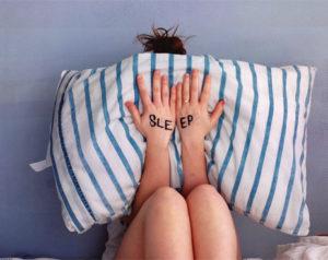 о чем думать перед сном чтобы быстро заснуть